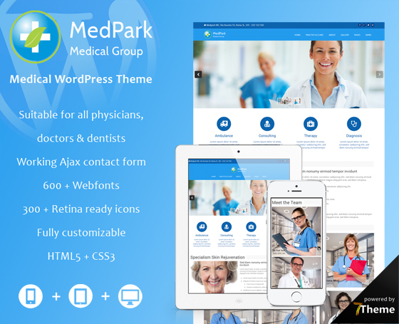 Medical Website Templates By Price High Gridgum - Medical website templates