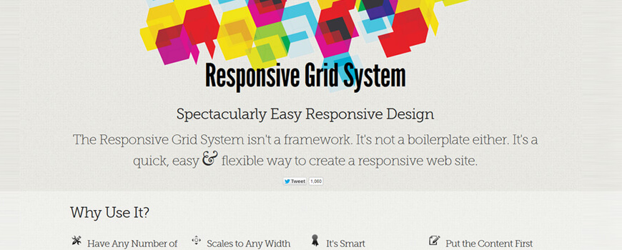 6 Great Responsive Frameworks for 2014