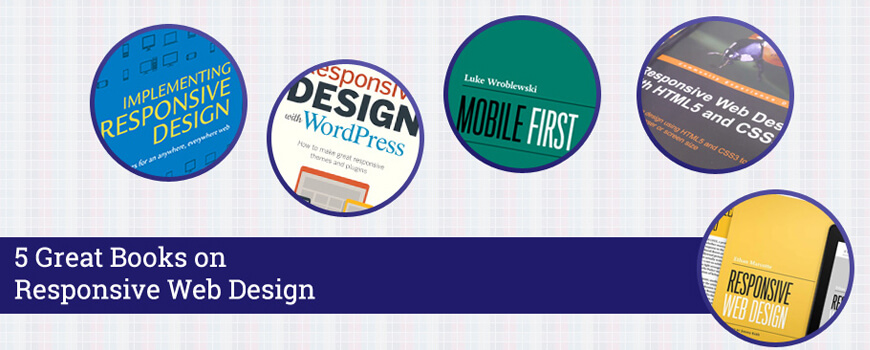 5 Great Books on Responsive web design in 2014