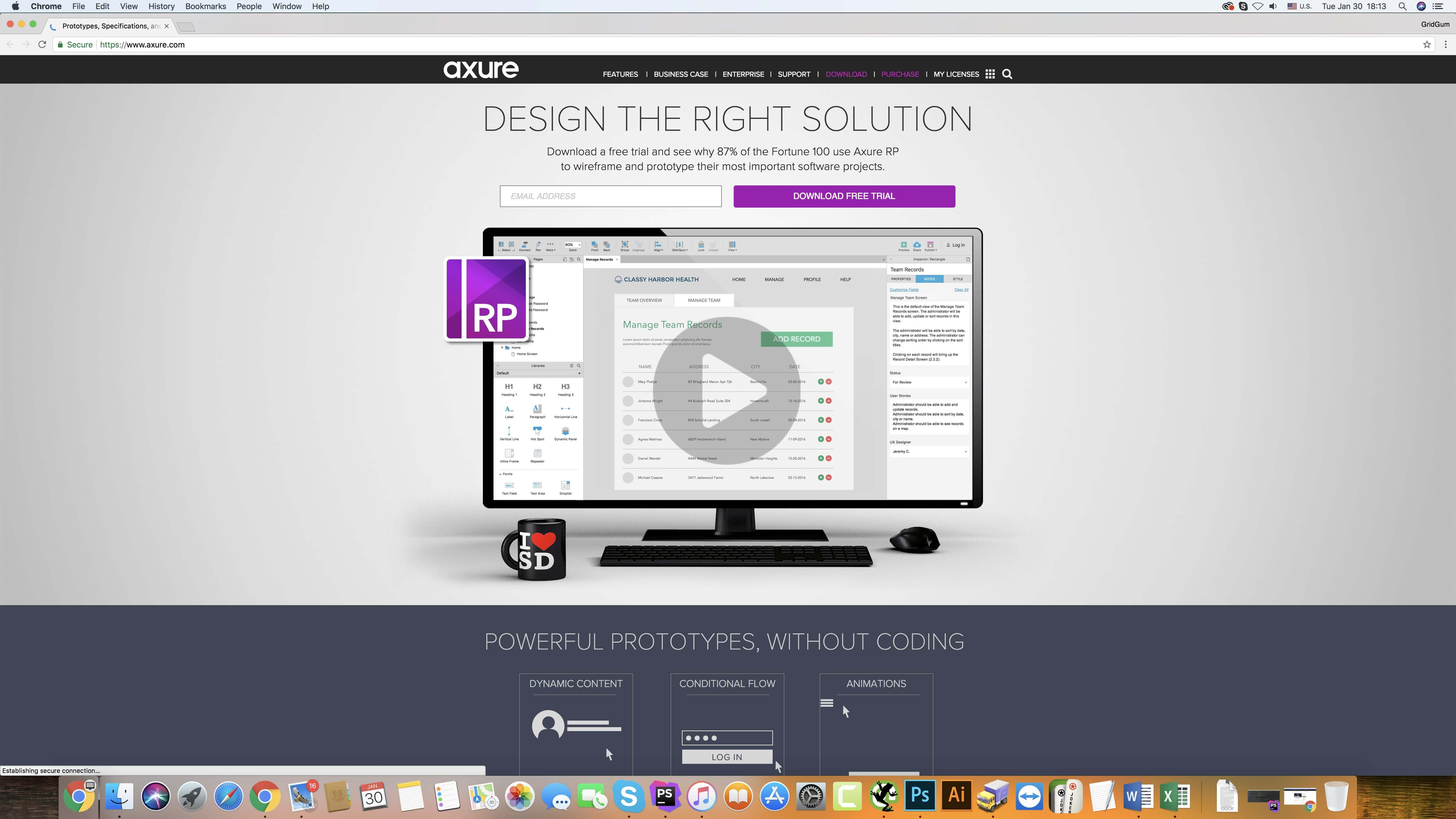 10 Best Web Designing Tools for Prototyping