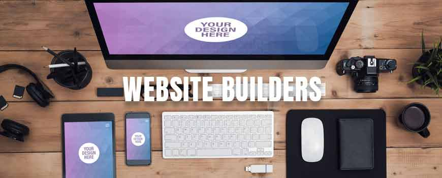 The 5 Best Website Builders