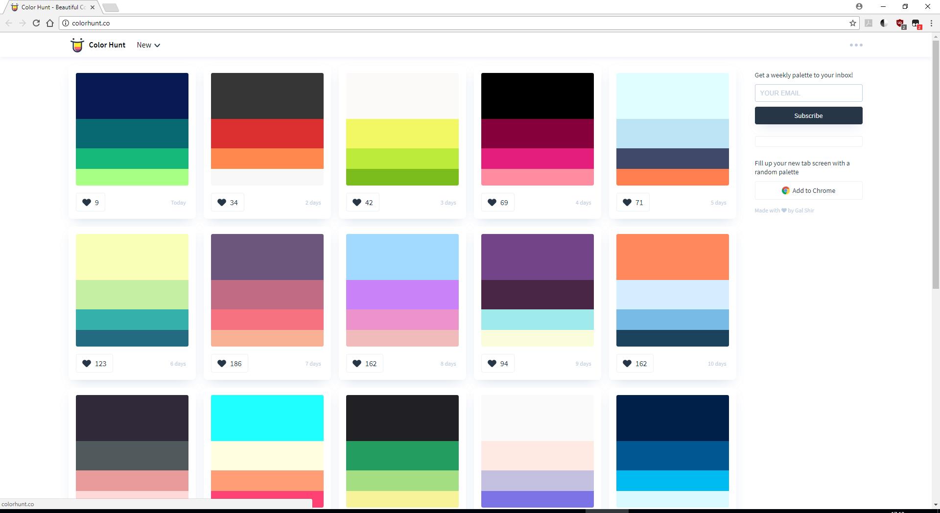 colorhunt
