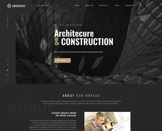All Website Templates and Themes | Gridgum