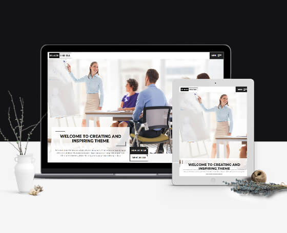 Black Digital - Creative Agency Template