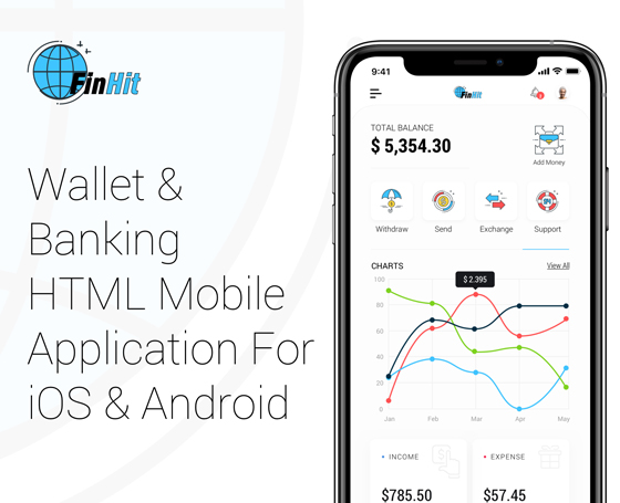 FinHit Mobile Application