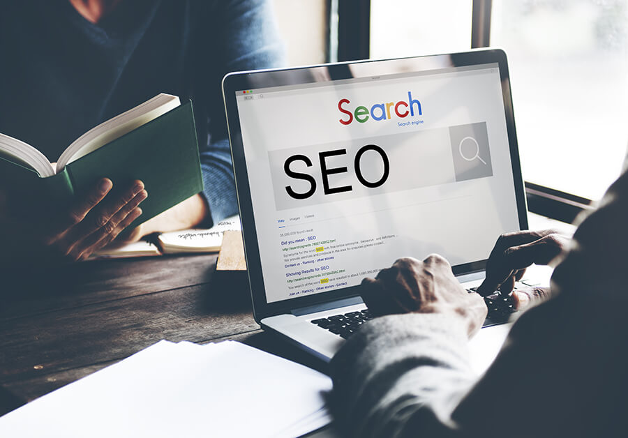 Maximizing website position on search engines
