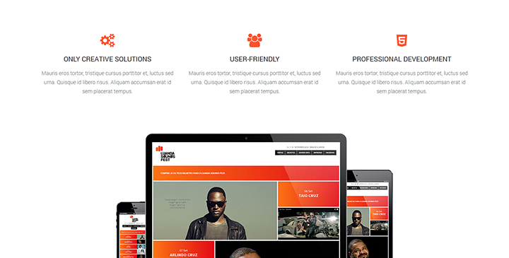 Clarix u2013 Creative Agency HTML5 template