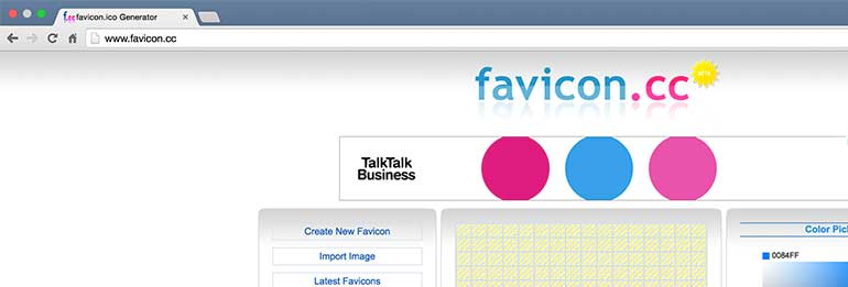 how to add favicon to genesis theme