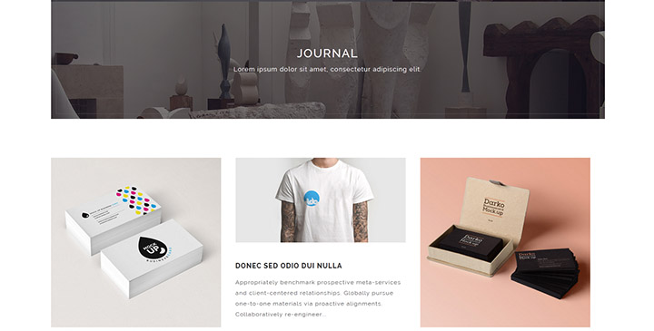 Orsova - Creative Agency & Bootstrap Template