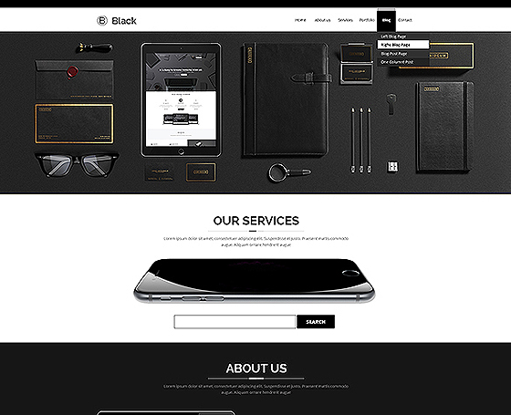 Color - Multipurpose Bootstrap Theme