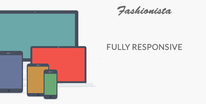 Fashionista - Fashion eCommerce Responsive Template