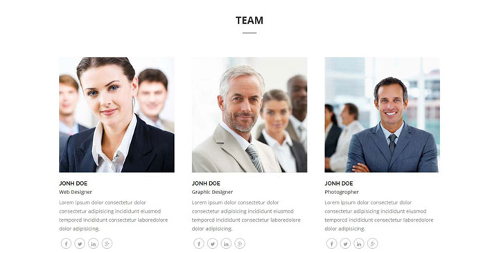 ONE FOLDS - Multipurpose Bootstrap Template