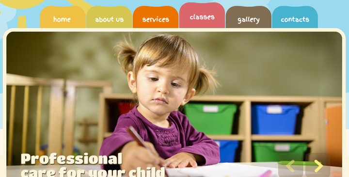 wordpress kids theme