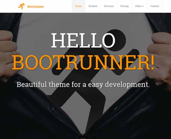 Bootrunner - Multipurpose Business Theme